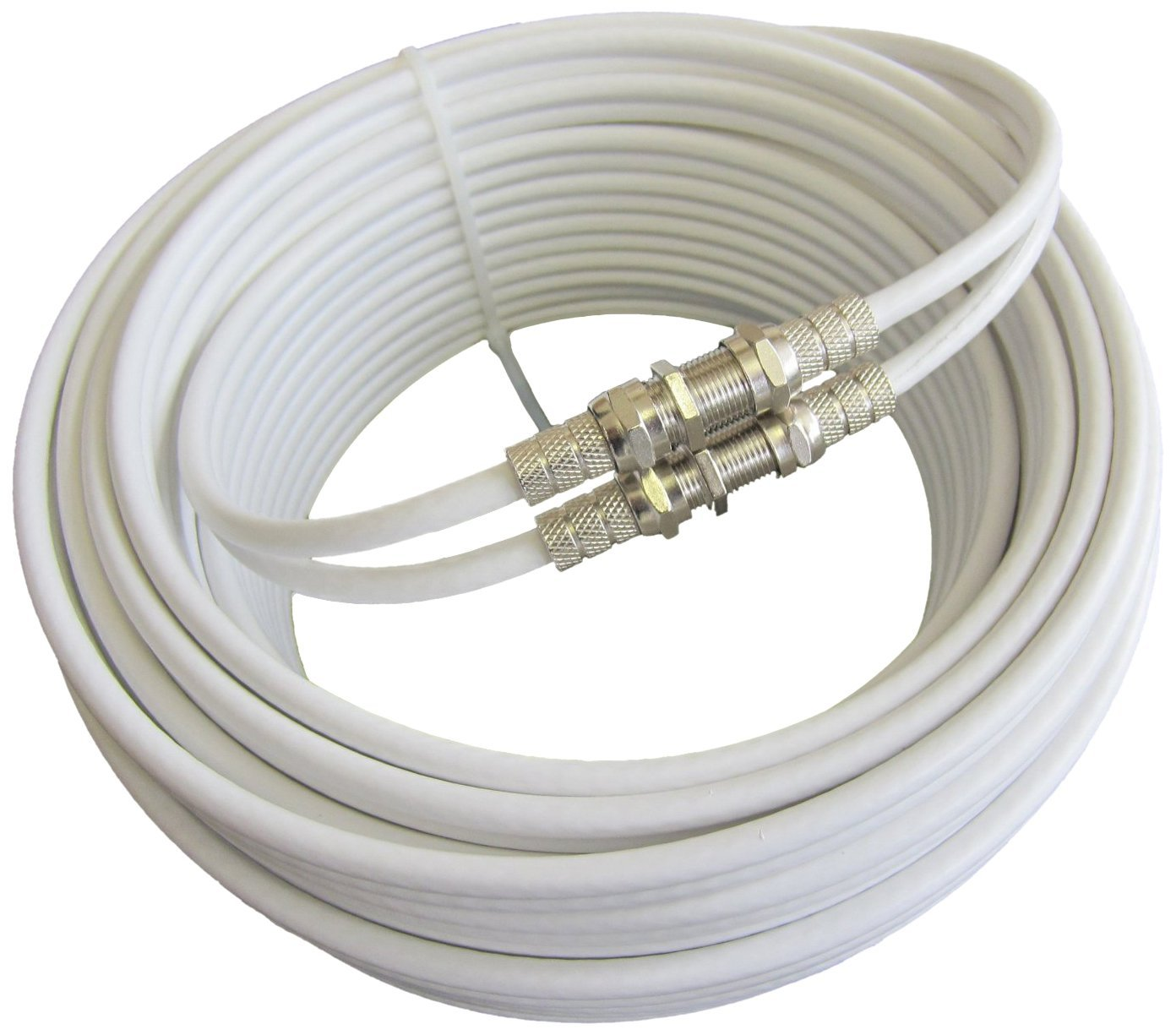 3M Sky HD / Sky Q / Sky Plus Twin White Extension cable Kit